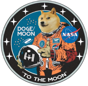 Dogecoin-NASA